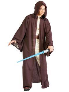 Jedi Robe | Wholesale Star Wars Costumes for Men