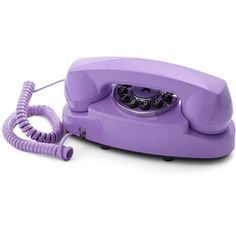 Style Hotline Phone in Violet (750 ARS) ❤ liked on Polyvore featuring fillers, phones, purple, purple fillers, accessories and women