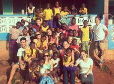 Volunteer as a group with International Volunteer HQ