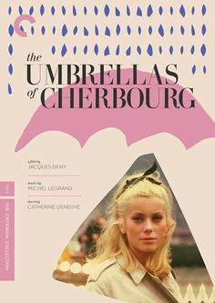 THE UMBRELLAS OF CHERBOURG (1964) - Criterion Collection DVD
