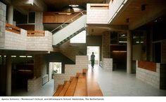 Apollo Schools - Montessori School and Willemspark School, Amsterdam.