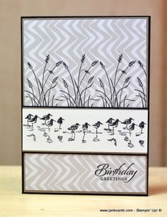 JanB Handmade Cards Atelier: Search results for wetlands