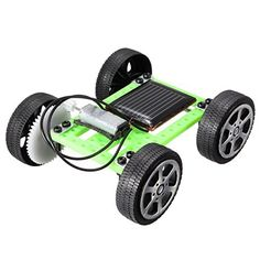Solar DIY Gadget Car Mini Puzzle IQ Educational Toy -- Find out more about the great product at the image link.