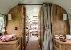 Ralph Lauren-inspired Airstream