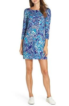 f655d947969 LILLY PULITZER® Designer Sophie UPF 50+ Shift Dress Nordstrom Dresses,  Summer Wardrobe,
