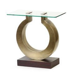 Have to have it. Prima Omega Side Table - $539 @hayneedle
