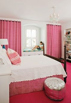 JPM Design: New project: 10 year old girl's bedroom