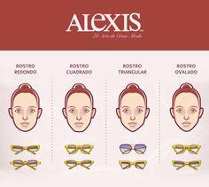 ¿Sabes qué tipo de lentes le quedan a tu rostro?