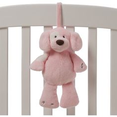 "Gund Baby 11"" Soothing Sounds Spunky Plush Toy, Pink (Discontinued by Manufacturer) -- More info could be found at the image url. (This is an affiliate link) #PlushFigures"