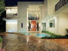 Awesome front door entry