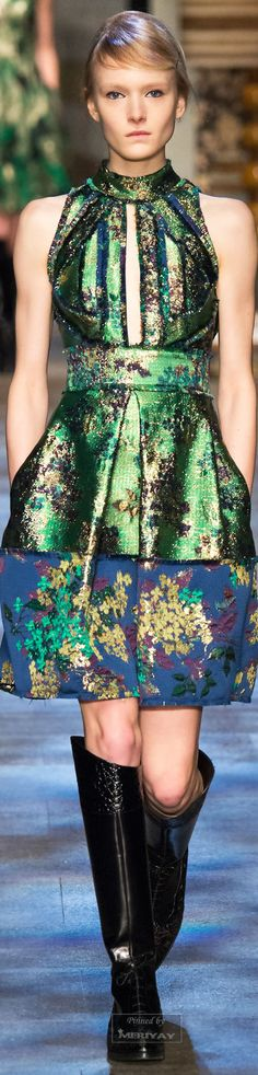 Cocktail dresses / karen cox.  Erdem.Fall 2015.