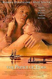 The Prince of Tides- Starring: Nick Nolte and Barbra Streisand (December 25, 1991)