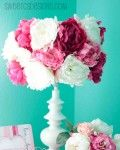 50+ Designer Knock offs to Make.  Flower lamp shade pictured. — Saved By Love Creations