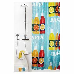 Valila Jaffa Shower Curtain, $67.50