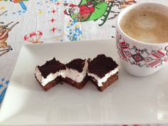 Black Coffee, Tart, Biscuits, Black White, Sweets, Cookies, Tableware, Desserts, Food