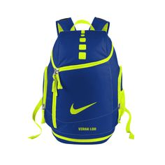 My customized Nike Hoops Elite Max Air Team iD Backpack that will be delivered by May Nike Elite Backpack, Nike Bags, Cool Cars, Cool Stuff, Stuff To Buy, Under Armour, Sportswear, Jordans, Handbags