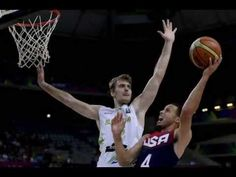Eslovenia vs Estados Unidos ( 76 - 119 ) Mundobasket España 2014