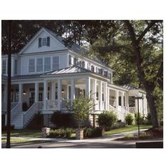 Country House Plan with 2738 Square Feet and 3 Bedrooms from Dream... ❤ liked on Polyvore featuring home