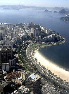 Praia de Botafogo - Rio