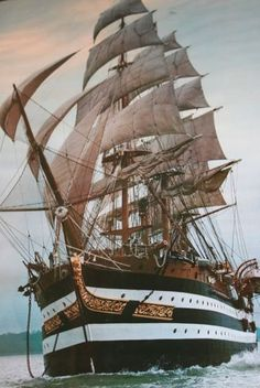 Forensic anthropology student from Canada. You'll see the Franklin Expedition, The Terror, sail, and anything else that makes me happy. Uss Constitution Model, Luxury Sailing Yachts, Old Sailing Ships, Pirates Cove, Remo, Deep Blue Sea, Sail Away, Armada, Tall Ships