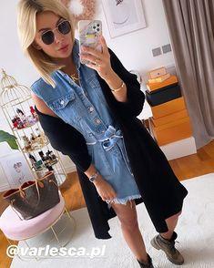 Karolina Franek (@karola_franek) • Instagram photos and videos Denim Skirt, Photo And Video, Videos, Skirts, Photos, Blue, Instagram, Fashion, Moda
