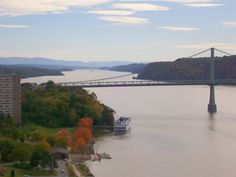 View from Walkway Over the Hudson