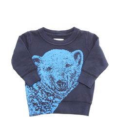 Baby Polar Bear Crew - View All - Shop - baby boys   Peek Kids Clothing
