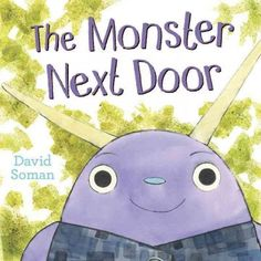 """The Monster Next Door (Book) : Soman, David : """"A boy has to find a way to resolve a neighborly dispute with the monster next door when the monster starts playing his tuba too loud""""-- Provided by publisher. Water Balloon Fight, Water Balloons, Ladybug Girl, Cool Tree Houses, New Children's Books, Books 2016, Award Winning Books, Penguin Random House, Next Door"""