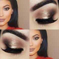 Se existe uma pessoa que dita moda no quesito maquiagem com certeza esta pessoa é a Kylie Jenner. Ou você pensa que de repende ficou doida p...