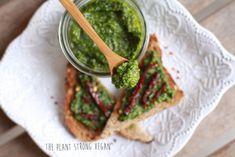 Vegan Spinach Pesto Recipe