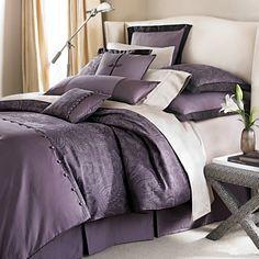 A possible purple paisley