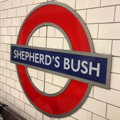 Shepherd's Bush London . lived here for the good part of 2 years.