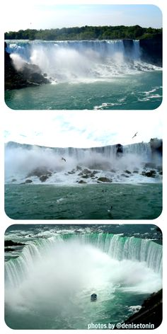 Niagara Falls, May,2013, Canada photo by @Denise H. Tonin | Pinterest para Empresas #canada #niagarafalls