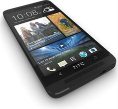 This is my Phone!!!!  HTC One Black edition laid down