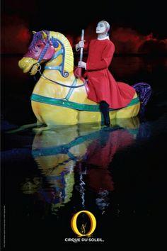 O, Cirque du Soleil by Janny Dangerous (03/27/14-KLW)