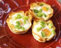 Gluten Free Breakfast Egg Cups
