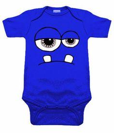 Body bébé garçon original et coloré : body bébé garçon bleu manches courtes