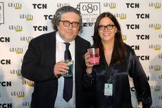 José María Donat y Totón Comella, padres de TCN, disfrutando del ambiente del 080 Barcelona Fashion y de The Original Tonic :) #080 #instafashion #barcelona #bcn #fashionweek #080fashionweek #080barcelonafashion #gintonic #gintonics #cocktails #cocktail #vodkatonic #moda