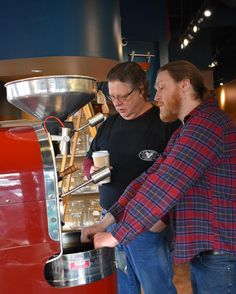 "www.BlueNoseCoffee.com — ""The relationship between a roaster and consumer..."