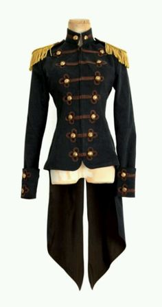Steampunk Couture -etsy