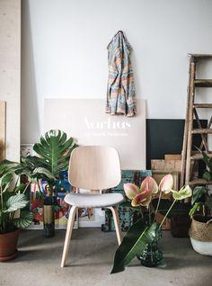Setz Dich! - Aarhus Chair von Boconcept in der Maison Palmė von herzundblut