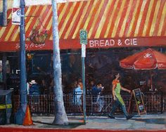Danny Griego - Bread & Cie- Oil - Painting entry - May 2013   BoldBrush Painting Competition