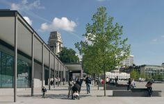 Tower of London, Tower Hill | Stanton Williams Architects