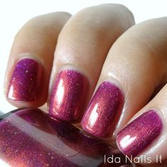 Illyrian Polish The Count - Rainbow Connection Exclusive, Mad World (August LE), & Summer Nights Set: Swatches and Review