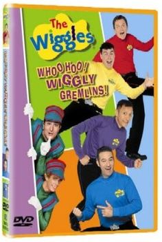 The wiggles wiggle time new dvd greg murray jeff anthony 20th the wiggles whoo hoo wiggly gremlins 2003 lights camera actionlight sciox Image collections