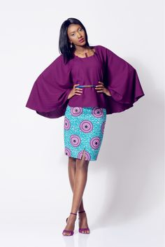 Look at this Fashionable latest african fashion look African Dresses For Women, African Print Dresses, African Attire, African Wear, African Women, African Prints, African Style, African Inspired Fashion, African Print Fashion