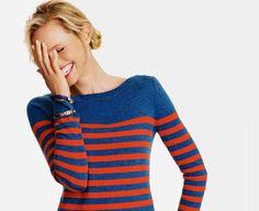 Breton Stripes Boatneck Sweater | Talbots