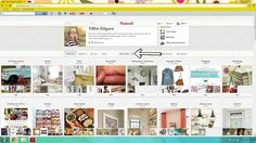 how to ALPHABETIZE (dragging and dropping) and organize your pinterest boards  http://thehouseofbelonging.com/2013/01/how-to-organize-your-pinterest-boards.html
