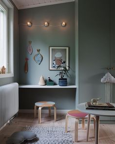 Peek Inside a Cozy Family Home in Stockholm With a Seamless Mix of High and Low Decor – NordicDesign - Home decor cozy Interior, Baby Room Decor, Home, Home Furniture, Living Room Decor, Room Inspiration, Living Room Decor Rustic, Interior Design, Kid Room Decor