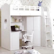 white bunk with desk - Google Search